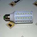 LED žárovka E27 230 V 15 W 60 LED pure white