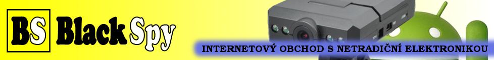 Black Spy - internetový obchod s netradiční elektronikou